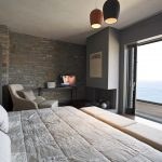 Independent Master suite in the villa