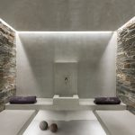 Customised massage room