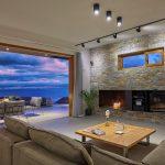 Internal fireplace