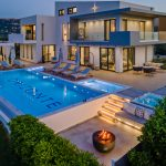 luxury villa Orizontes in Crete