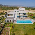 the villa and the mediterranean garden