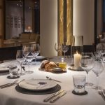 Private dining at villa 4