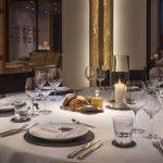 private dining in the villa