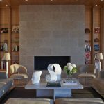 living area with high-end furniture and decor