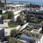 Panoramic view of opulent villa 20 in Porto Heli