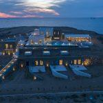 panoramic view of villa Infinity
