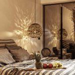 night lights in the honeymoon suite